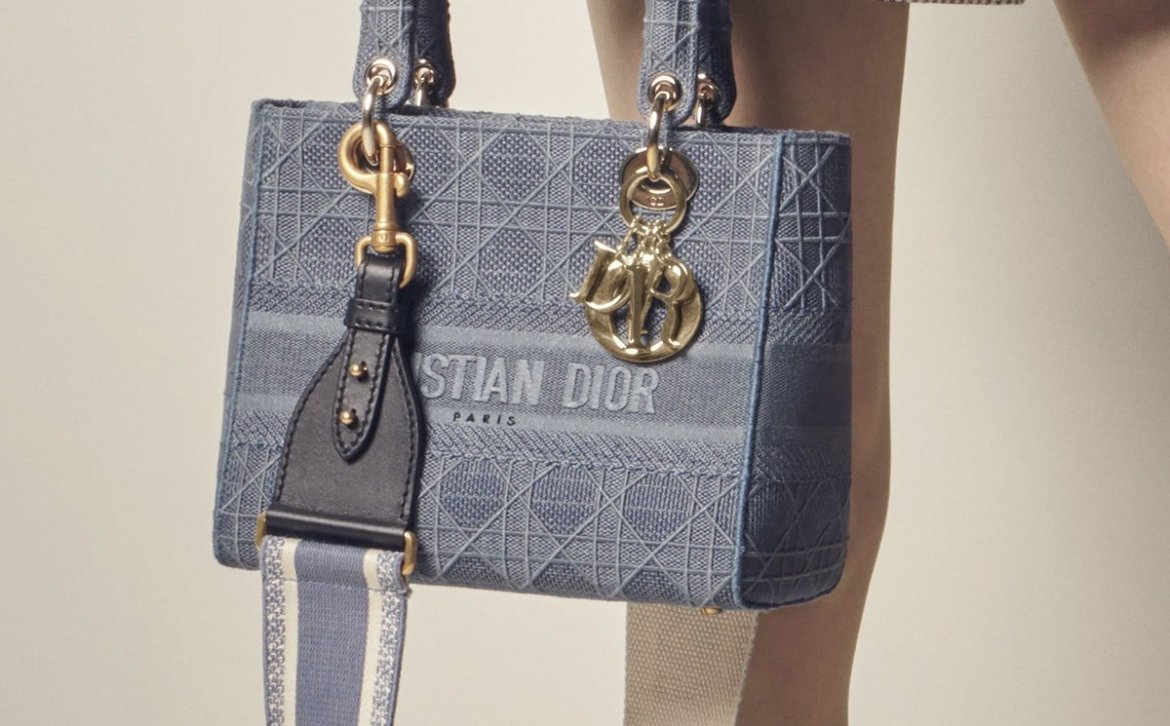 Video: The making of Christian Dior's 'Lady D-Lite' bag