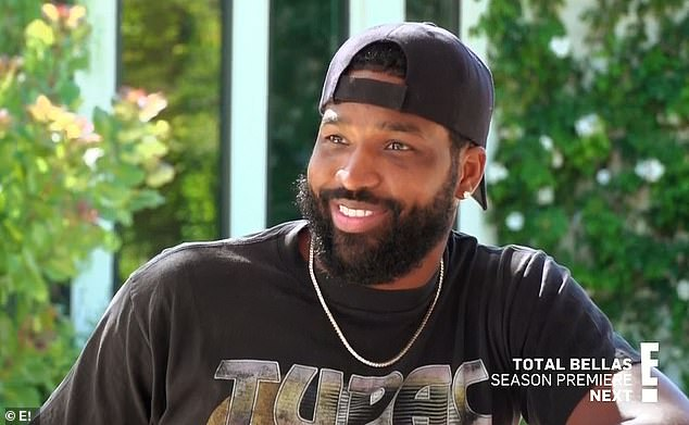 In love:Tristan, 29, had openly admitted to Khloé, 36, and her friends and family that he still loved her, and kept trying to win her over on the episode, entitled 'Love Lockdown'