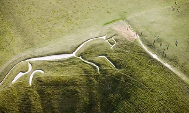Uffington Horse.