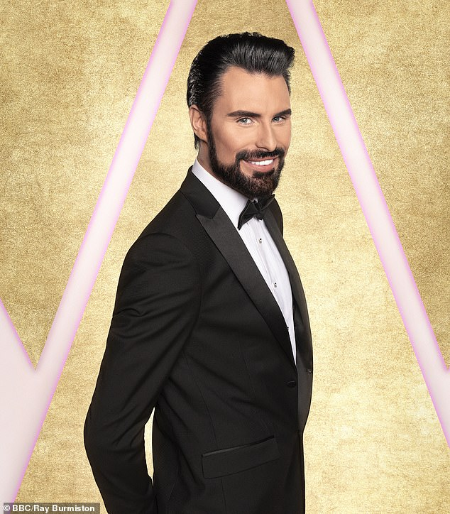 Break:Rylan Clark-Neal has revealed he'll miss filming for Strictly Come Dancing: It Takes Two for two weeks after being forced to self-isolate