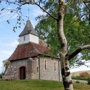 Lullington Church Sussex