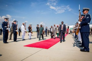 president buhari in usa pictures
