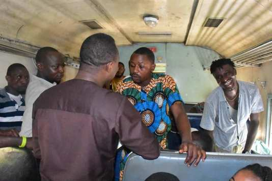 Train and railway in Nigeria