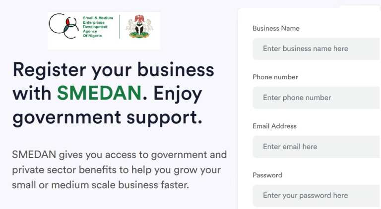 SIUN: How to Obtain SMEDAN Registration Number