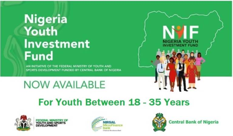 Read CBN Detailed Guidelines for Nigeria Youth Investment Fund (NYIF) Loan