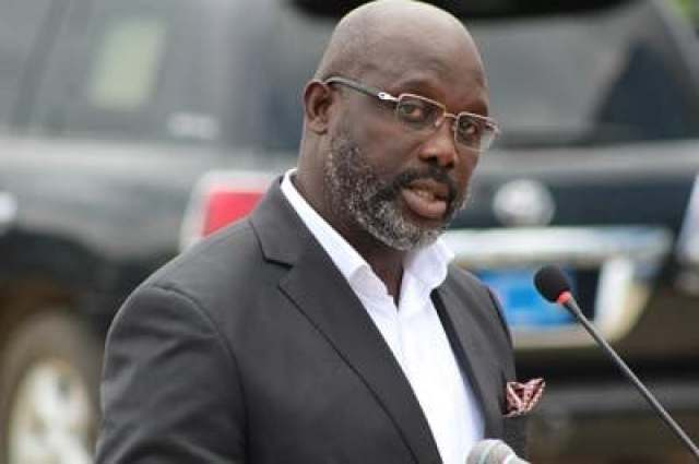 Liberia's George Weah inaugurates new national carrier