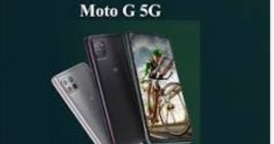 Moto G 5G भारत में हुआ लॉन्च,