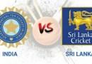 भारत बनाम श्रीलंका का दूसरा टी -20 स्थगित