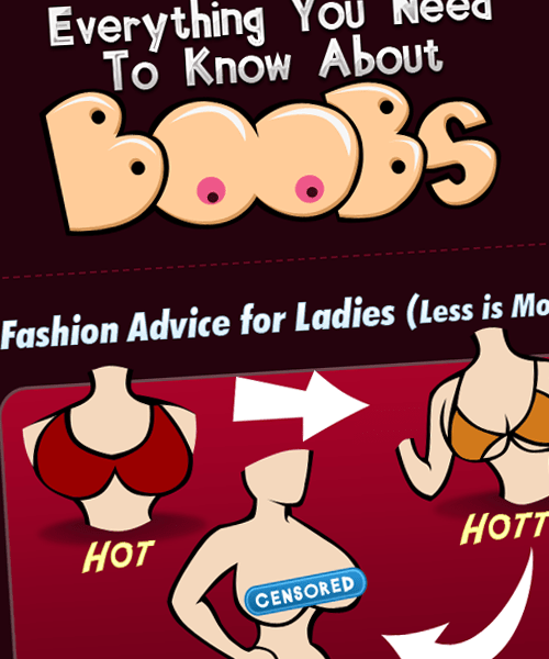 Boobs are evertything