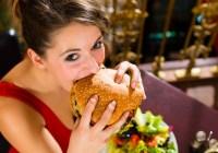 Eating etiquette