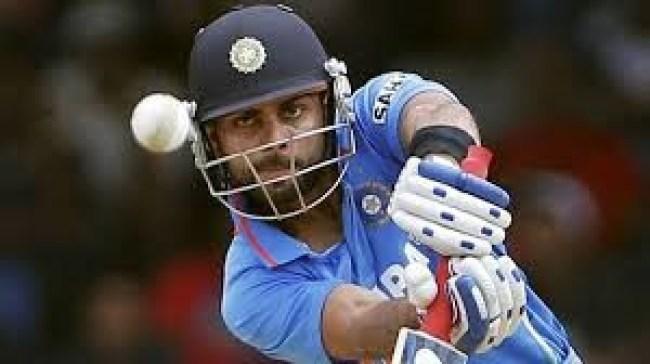 Virat Kohli's form