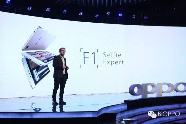 OPPO Launches Selfie Expert F1 in India