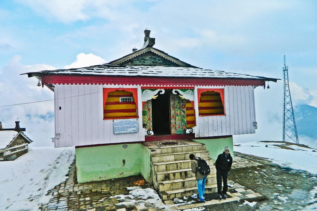 Bijli Mahadev, Kullu