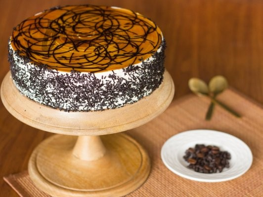 Coffee-Mocha-Cake