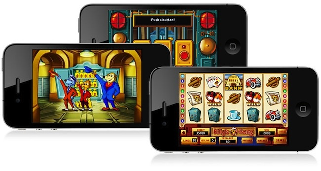 Mobile-Slot-Games