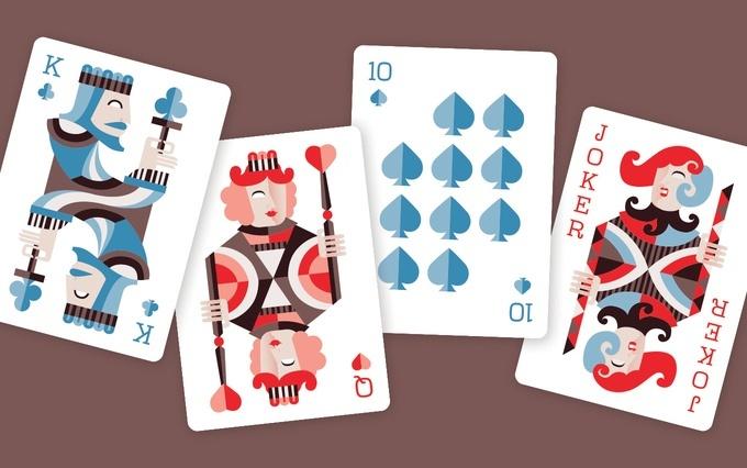 Rummy-Cards