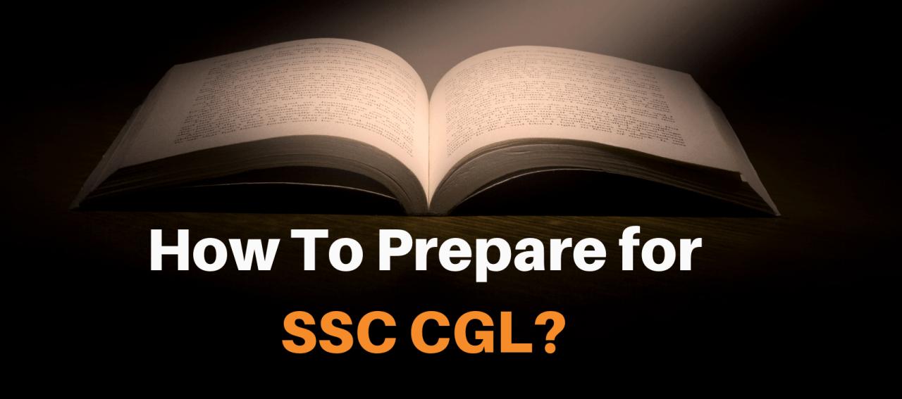 SSC-CGL-Preparation