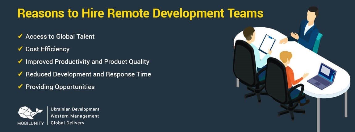Why Hire Remote Engineers and Developers for Your Business
