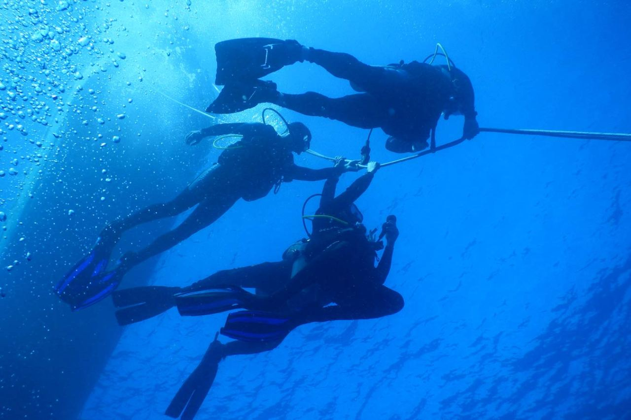 Experience Scuba Diving at Grand Island in Goa 2