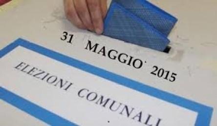 elezioni comunali 2015