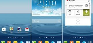 Leaked Samsung Galaxy S3 4.3 Firmware: Android43