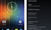 Custom ROMs and Android 44: It Works for These Devices : Galaxy Nexus Android 4 4