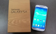Galaxy S4 for Sending a Group SMS on Samsung Devices : Galaxy S4 Open The Box
