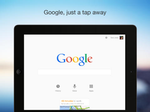 Google Search download free for PC