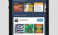 The Great World Of Tumblr : Apps Details Tumblr Download