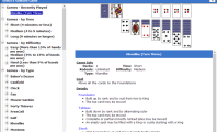 World of Solitaire – The Awesome Game Card: Details Apps World Of Solitaire
