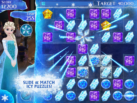download apps Frozen Free Fall games