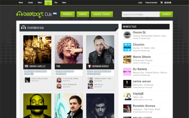 free download Beatport for iphone