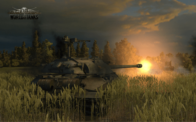 free game World of Tanks for iphone android