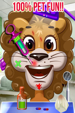 Animal Doctor - Free Games for Girls and Boys