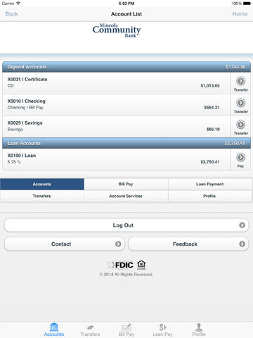 Free Download Mineola Community Bank Mobile Banking