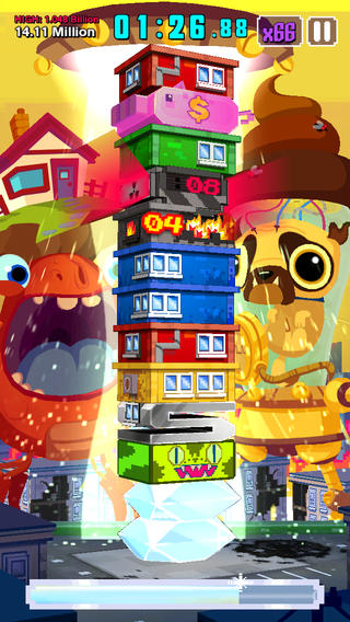download apps Super Monsters Ate My Condo!