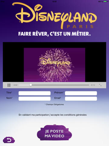 free download Disneyland Casting for iphon