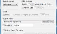 Send To-Convert – Free Download : Sendto Convert Options