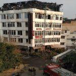 Death toll reaches 17 in Delhi hotel fire