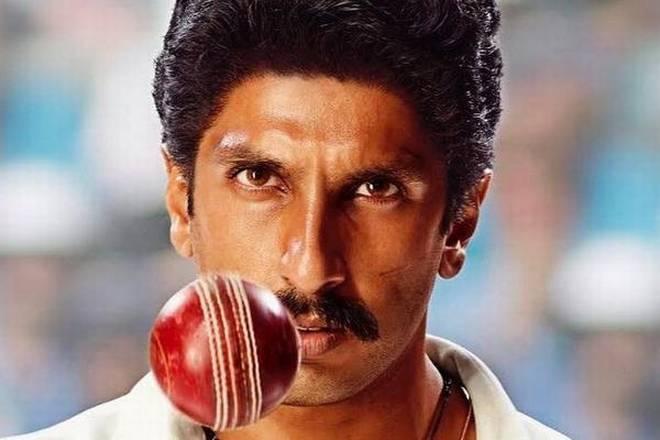 Ranveer Singh unveils first look as Kapil Dev in '83'