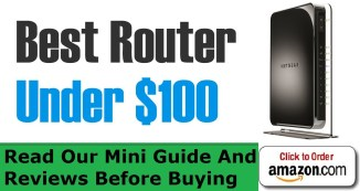 best wireless routers under $100