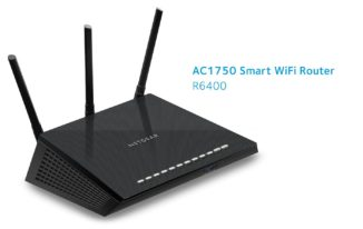 Netgear Smart Wifi Router AC1750