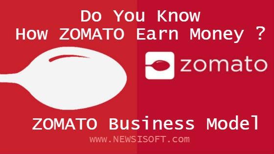 Zomato Business Model   What is The Zomato Business Revenue Model?