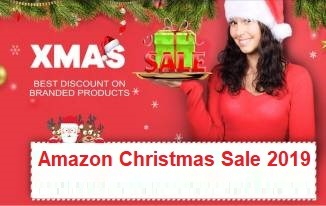 2019 Amazon Christmas Sale: BEST SALE OFFER ON THIS XMAS 4