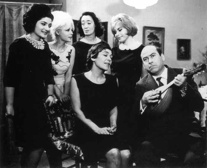 """""""Ο Παπατρέχας"""", 1966"""