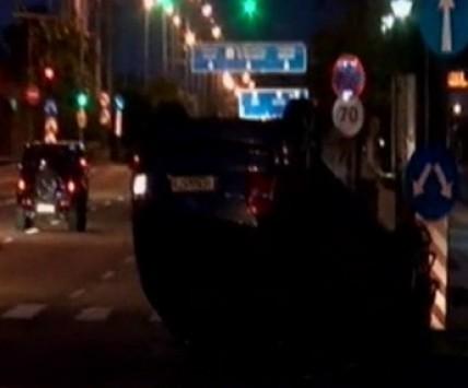 Θρίλερ! Το έσκασε ο τραυματίας που προκάλεσε το τροχαίο στην παραλιακή - Νεκρός ένας αστυνομικός