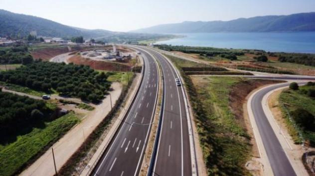 Ιωάννινα – Αντίρριο: Στην κυκλοφορία μεγάλο τμήμα της Ιόνιας Οδού