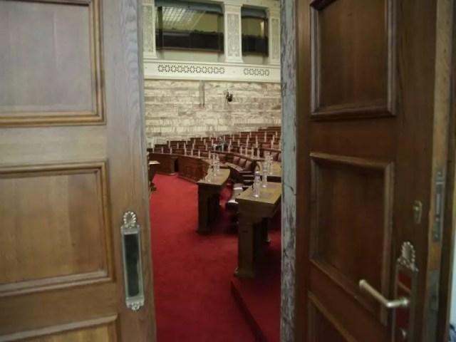 Αποτέλεσμα εικόνας για εδρανα βουλής