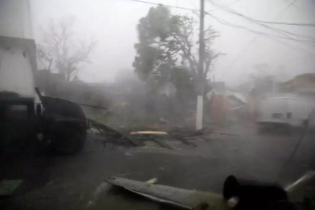 κυκλώνας Μαρία
