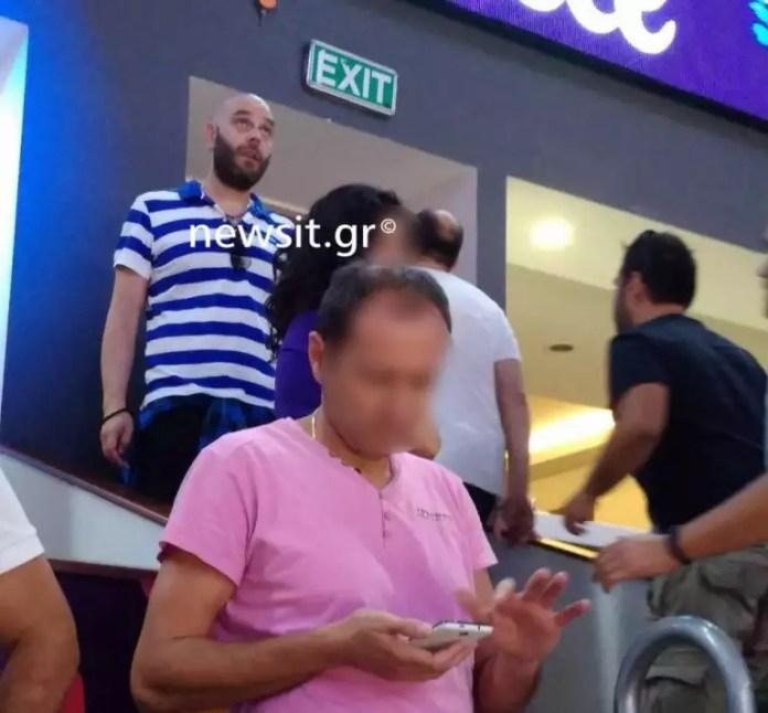 Ελλάδα – Ρωσία: Ο Μιχάλης Stavento ανάμεσα στους «πελαργούς»! [pics] | Newsit.gr